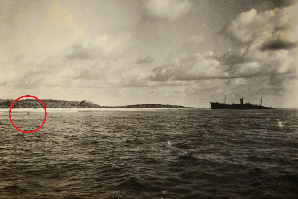 Eric Bevington photo 1937