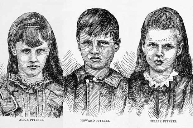 Pitezal's children that H.H. Holmes killed