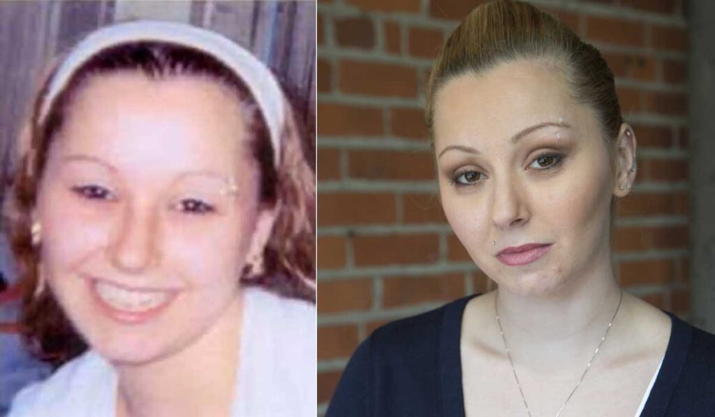 amanda berry before and after