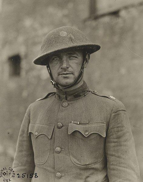 Wild Bill Donovan in Army