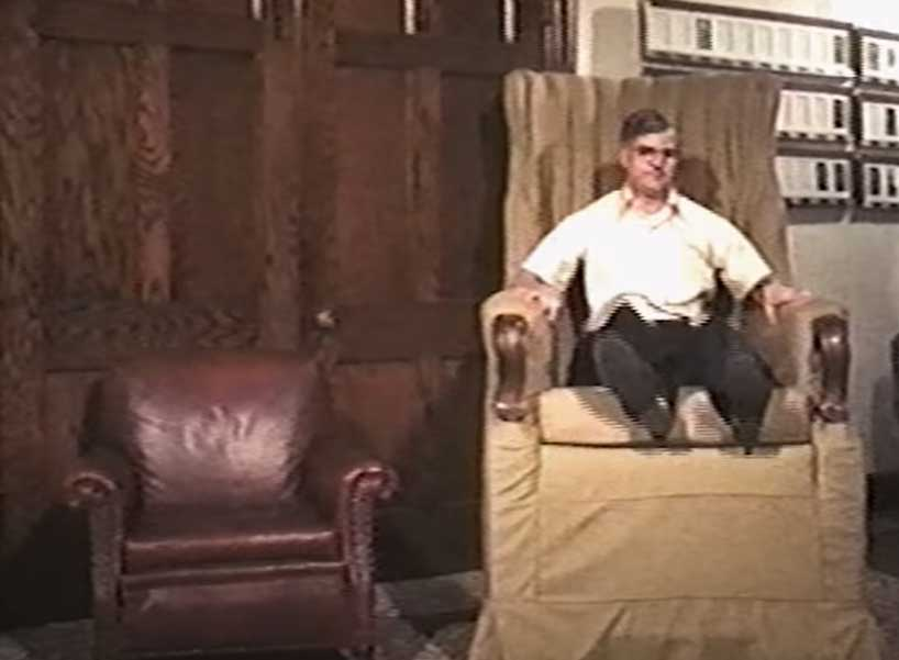 Robert wadlow chair