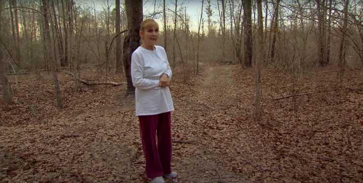 Pee Wee's daughter Shirley Gaskins