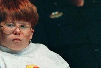 Children who kill, Eric Smith
