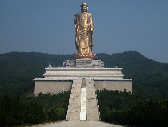 2. Spring Temple Buddha, China